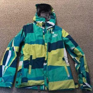 Women's ski coat size M